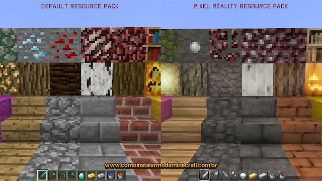 Rd Craft Texture Pack Para Minecraft