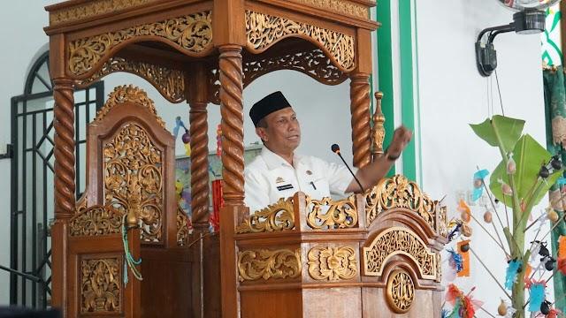 Maulid Masjid Nurul Yaqin Liu, Ketua DPRD Wajo Ajak Teladani Sifat Rasulullah