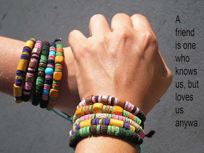 Happy Friendship Day 2017 Bracelets, Bands And Necklaces Images