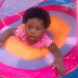 Wow! Check out Nollywood actress, Mercy Johnson's cute daughter who is one today ...photo