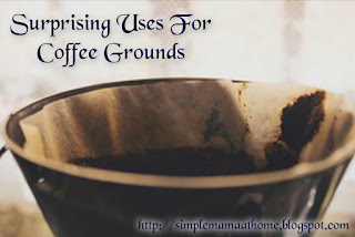 Surprising Uses For Coffee Grounds