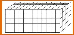 Soal Matematika Kelas 5 SD Bab 4 Tentang Menghitung Volum Kubus dan Balok serta Menggunakannya dalam Pemecahan Masalah