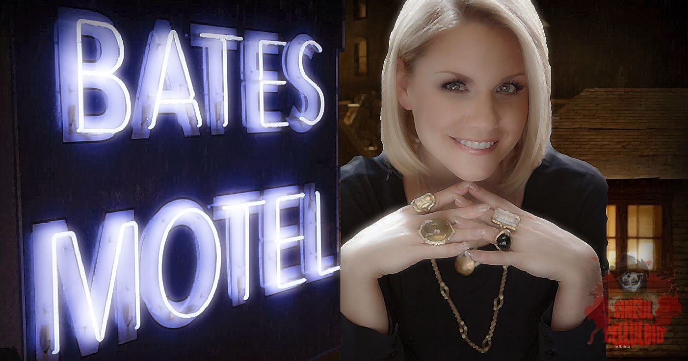 Bates Motel After Hours former host Carrie Keagan