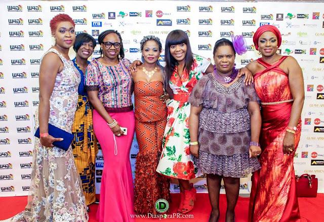 Women4Africa 2016 Red Carpet