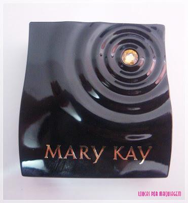 Sorteio de um Mini Estojo Compacto Mary Kay