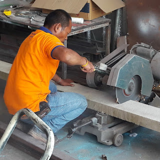 Buriram House Building Materials Supply cutting service
