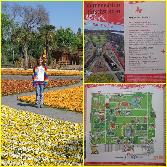Blumengärten Hirschstetten - Hirschstetten Botanical Gardens
