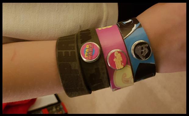 BCO Merchandising Star Wars Bracelets