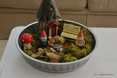 Tractor supply, Behren's Tray Fairy Garden,
