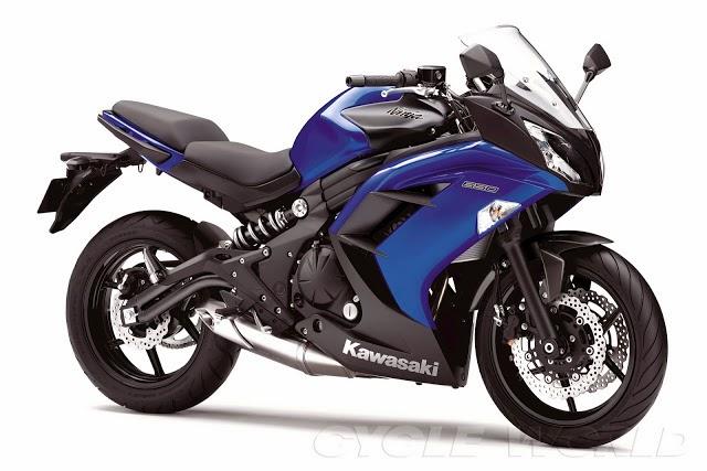 Daftar Harga Motor Kawasaki Baru Juni tahun 2018
