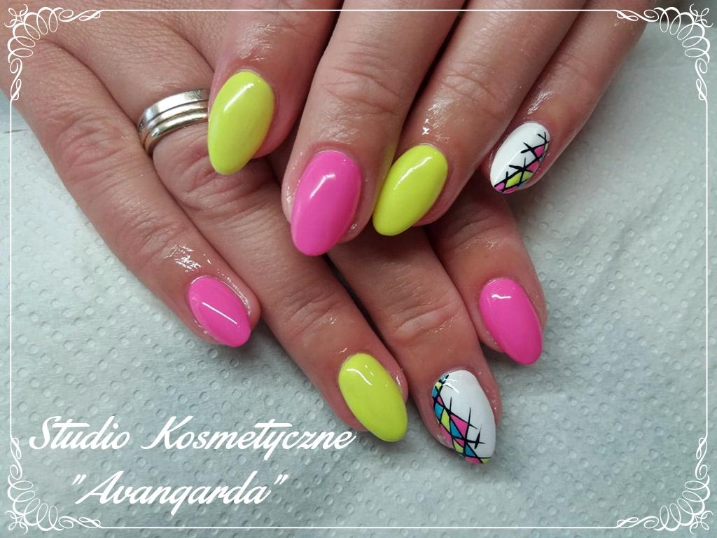 Studio Kosmetyczne Avangarda Czestochowa Kolorowe Wakacyjne