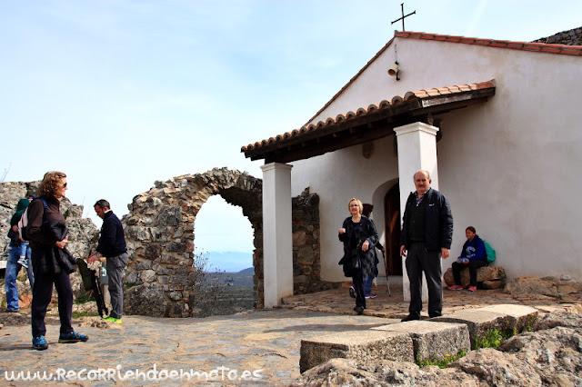 Ermita de Monfragüe