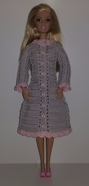 Crochet For Barbie The Belly Button Body Type