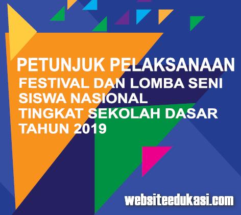 Juknis FLS2N SD Tahun 2019