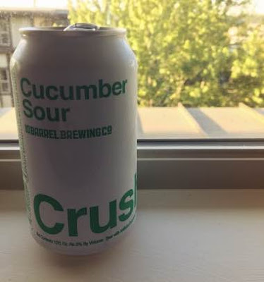 Cucumber Crush by 10 Barrel Brewing | A Hoppy Medium