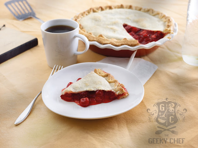The geeky chef from the 2nd cookbook normas cherry pie forumfinder Gallery