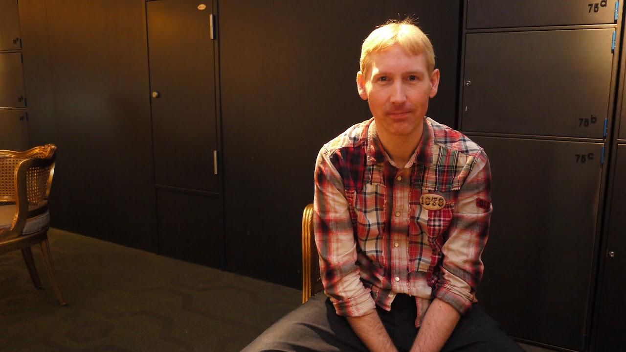 [專訪] 時尚科技的先行者Matthew Drinkwater,一手主導迪士尼小仙女光纖洋裝