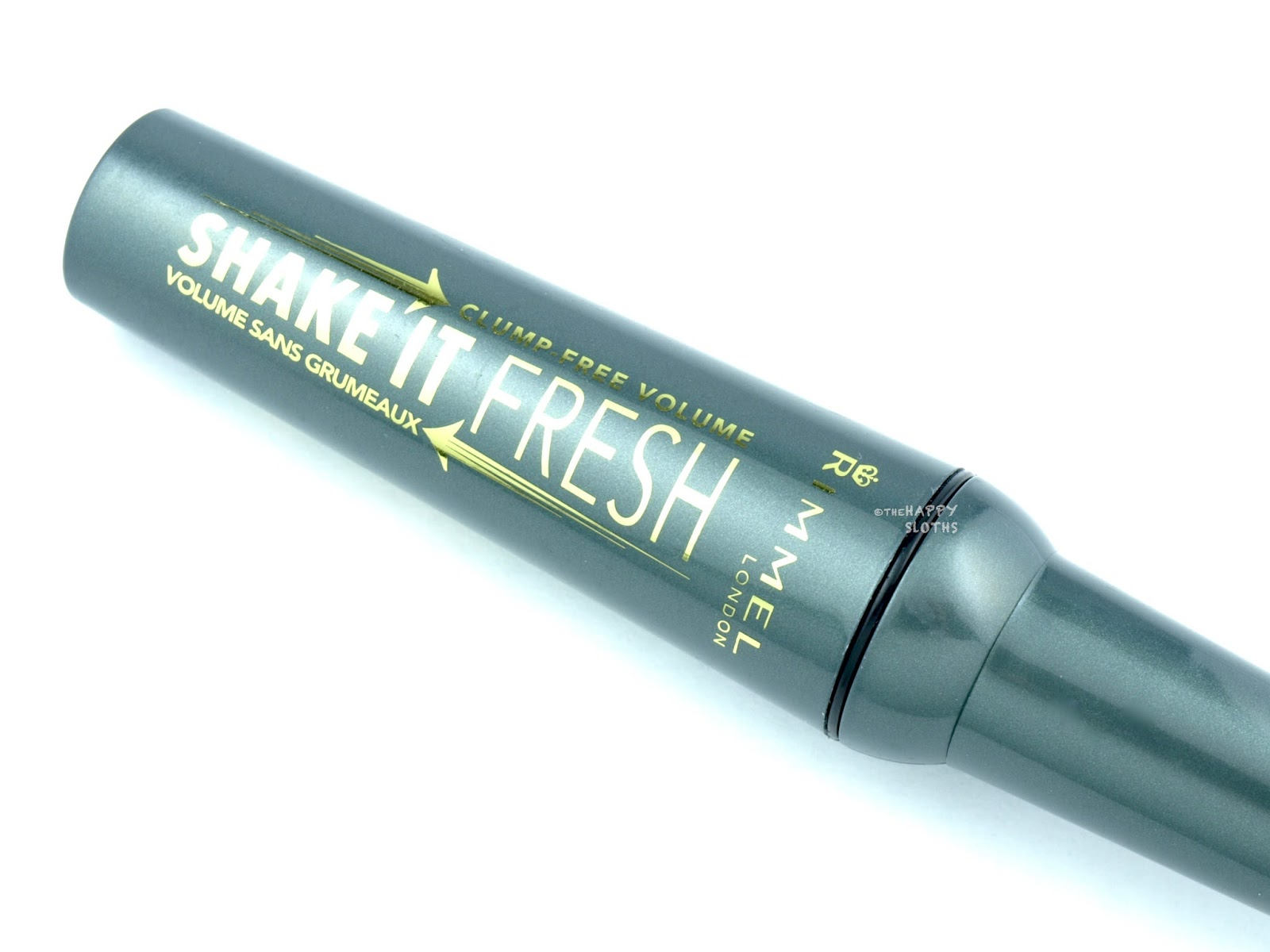 Rimmel Shake It Fresh Mascara: Review and Swatches