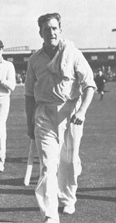 Jim Laker 1956