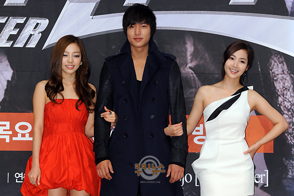 Pictures Red Hot Goo Hara At City Hunter Premiere