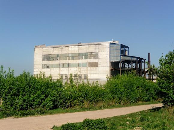 Олексієво-Дружківка. Кіндратівський вогнетривкий завод