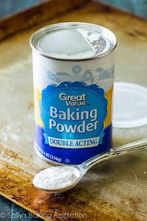 Baking Powder double acting