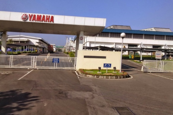PT. YAMAHA MOTOR MANUFACTURING WEST JAVA