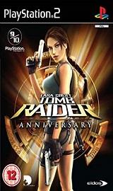 51GCi6BnCXL. SY445  - Tomb Raider Anniversary [PS2 DVD NTSC]