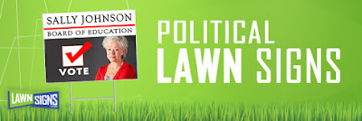 Political Lawn Signs | Lawnsigns.com