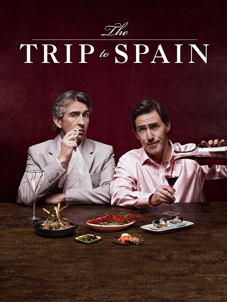The Trip to Spain [2017] [DVDR] [NTSC] [Latino]