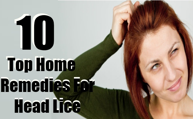 Homemade Tips To Get Rid Of Lice