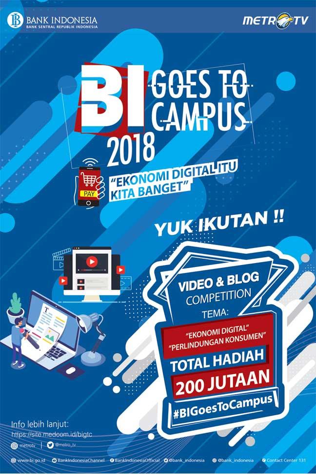 Lomba dari Bank Indonesia 2018