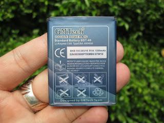baterai Sony Ericsson BST-40