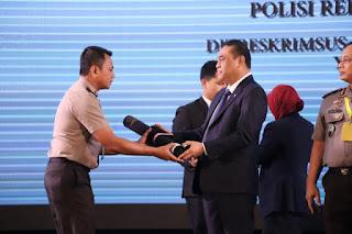 Buah Sinergisitas Yang Baik Polres Cirebon Raih Peringkat 3 Besar Zona Integritas Wilayah Bebas Korupsi