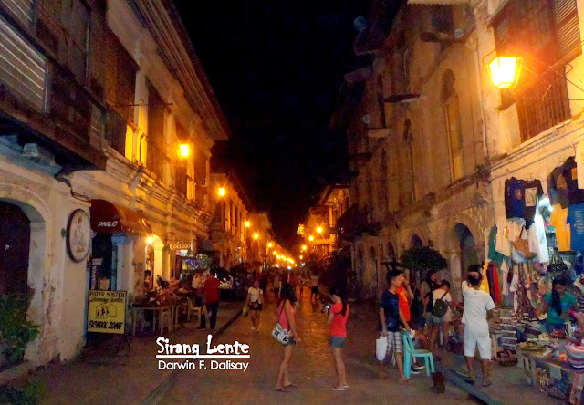2019 Calle Crisologo in Vigan City travel guide and itinerary