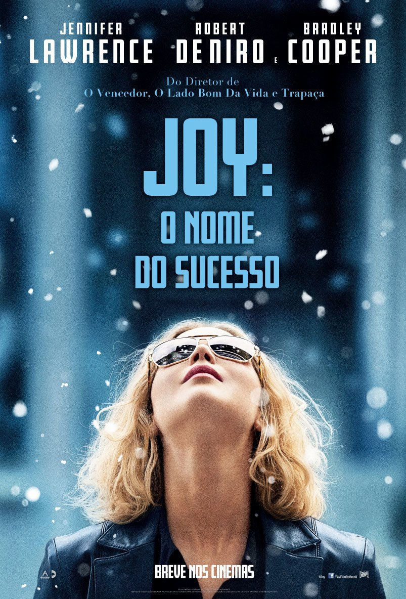 Joy: O Nome do Sucesso – Legendado (2015)