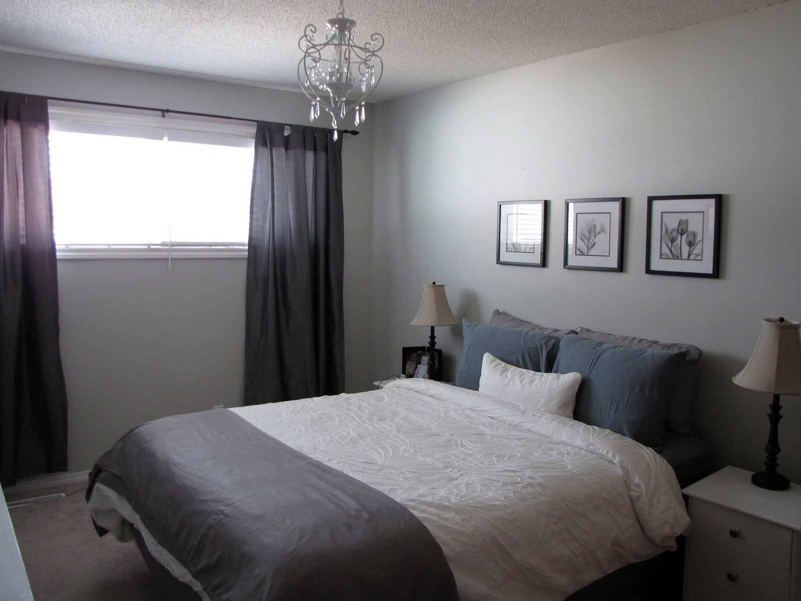 Master Bedroom Makeover After: Homemaking Pilgrim: Master Bedroom Makeover