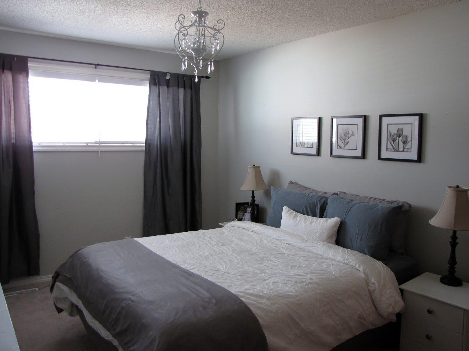 Best Benjamin Moore Paint Homemaking Pilgrim Master Bedroom Makeover Finished