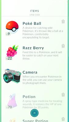 Cara Menggunakan Razz Berry di Game Pokemon Go 2