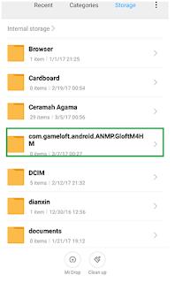 Cara Mengekstrak File Rar, Zip, Tar, Gz dan ISO di Android dengan cara Mudah