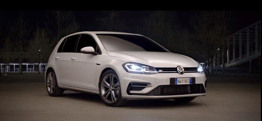 Canzone Volkswagen Pubblicità Nuova Golf Sport. Lo sport nella sua forma migliore, Spot Maggio 2018