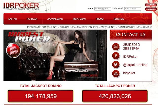 Idrsakong merupakan sebuah situs distributor poker online  Idrsakong Agen Poker Online & Bandar Domino QQ Terpercaya