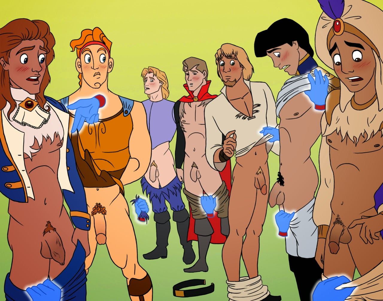 Gay Guy Cartoon Porn