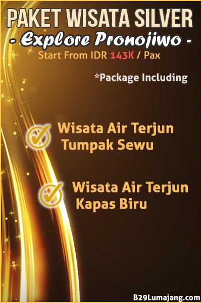 paket wisata lumajang murah