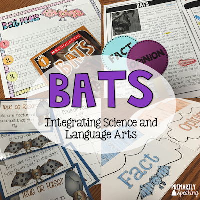 Ideas for Integrating Science and Language Arts