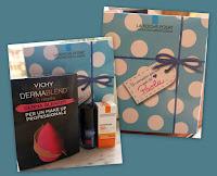 Gift Beauty Box - la roche posay - vichy - beauty blender - smalto - solare nail polish
