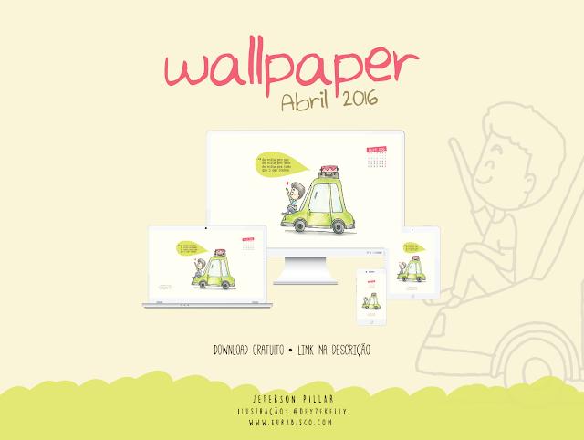 wallpaper fofo desenho