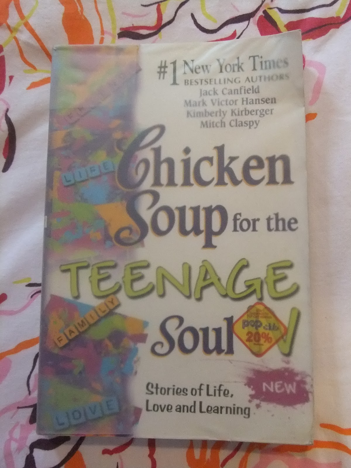 Chicken Soup for The Teenage Soul on Tough Stuff Stories of Tough TI 043947275x
