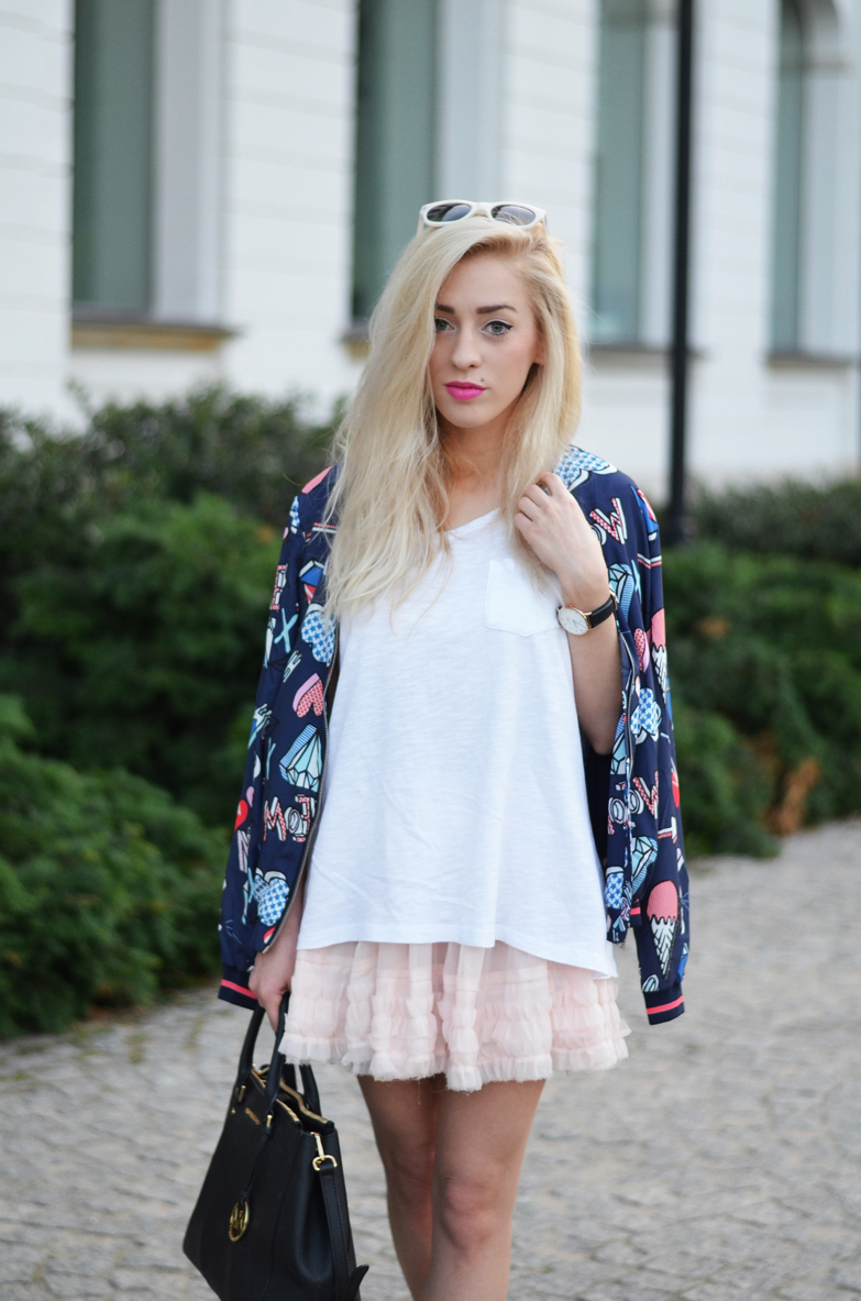 bomber jacket fashion blog