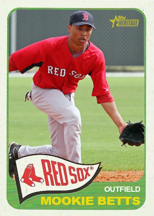 The Baseball Card Blog Lets Talk About 2014 Topps Heritage